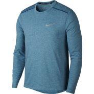 Nike Breathe Rise 365 Longsleeve Blau