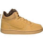 Nike Court Borough Mid Winter GS Braun