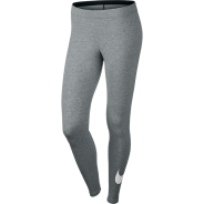 Nike Club Logo 2 Tight Legging Grau