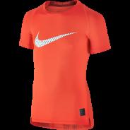 Nike Cool HBR Compression Kids Shirt Orange