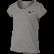 Nike Trainings Shirt Grau Kids