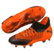 Puma FUTURE 2.1 NETFIT FG/AG Jr Orange
