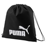 Puma Phase Gymsack Schwarz weiss