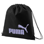 Puma Phase Gymsack schwarz lila