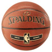 Spalding NBA Gold In/Out Basketball (Größe7)