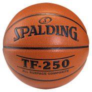 Spalding TF250 Composite Leder Basketball (Größe7)