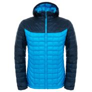 The North Face Thermoball Jacke Blau