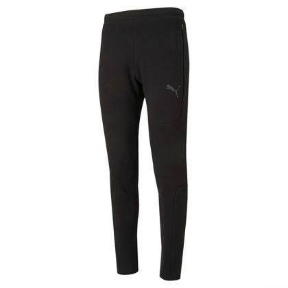 Puma teamCUP Casuals Pants Black