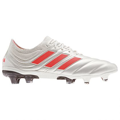 Genieße den niedrigsten Preis Sonderangebot 50% Preis Adidas COPA 19.1 FG Herren Fußballschuh Weiss-Rot | Trends-Sport