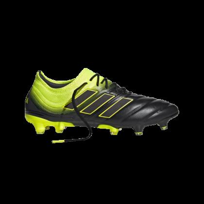 Adidas Copa 19.1 FG Schwarz Gelb
