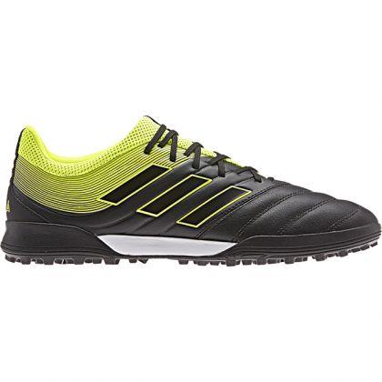 Adidas Copa 19.3 TF Schwarz-Gelb