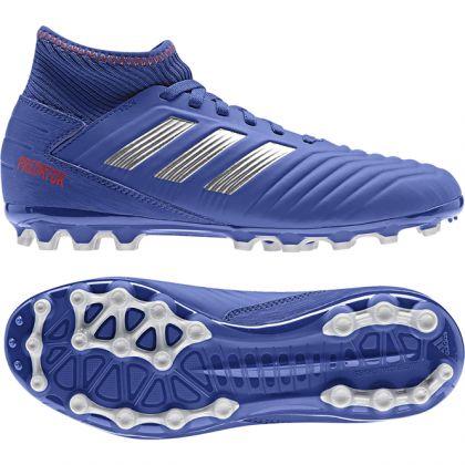 Adidas Predator 19.3 AG J Blau | Trends Sport