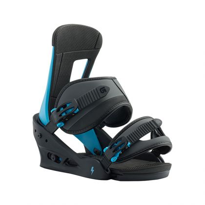 Burton Freestyle Re:Flex™ Snowboardbindung Blau 2019