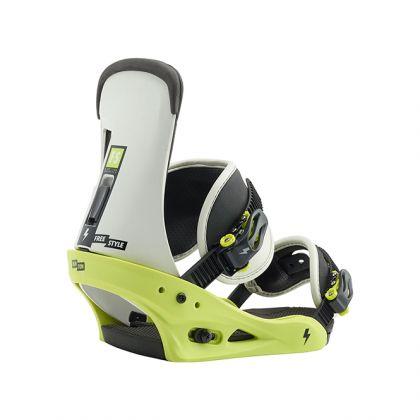 Burton Freestyle Re:Flex™ Snowboardbindung Grün 2019