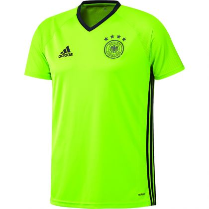 DFB Trainings Jersey EM 2016 Grün