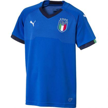 Italien WM Trikot 2018 Kinder Heimtrikot | Trends Sport