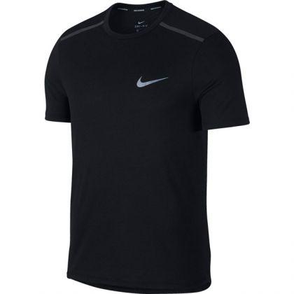 Nike Breathe Rise 365 Shirt Schwarz