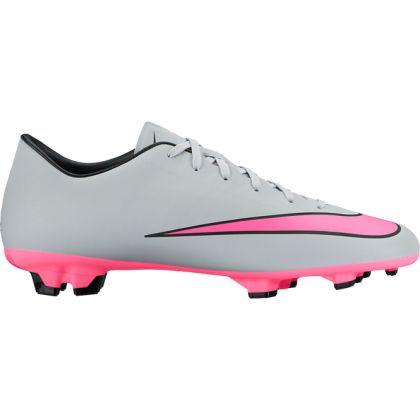 Nike Mercurial Victory V FG Grau Pink FG   Trends Sport