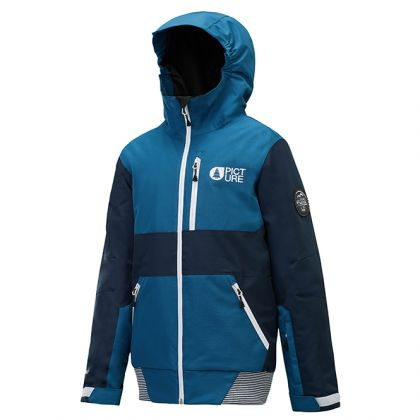 PICTURE SLOPE Jacke 2019 blue