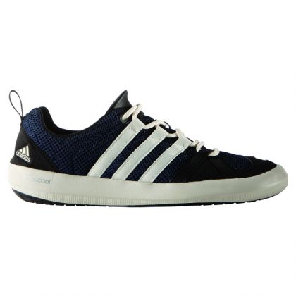 purchase cheap b8511 e814a Herren Adidas Boat Sport Navy Lace Trends Climacool wFUUTg8q