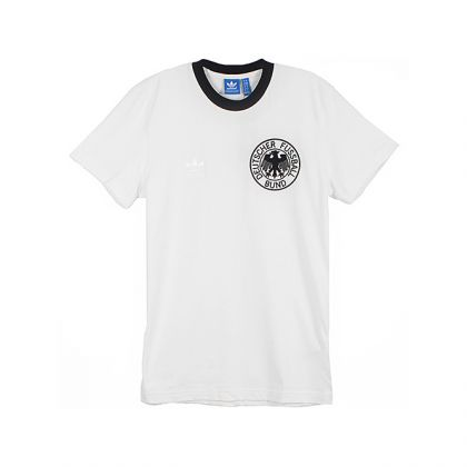 ADIDAS DFB Retro Trainingsshirt WM 2014