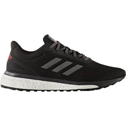 brand new 0846a 14eb3 Zoom Adidas Response LT W Schwarz