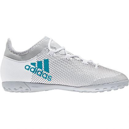Adidas X 17.3 TF J Weiß Blau | Trends Sport