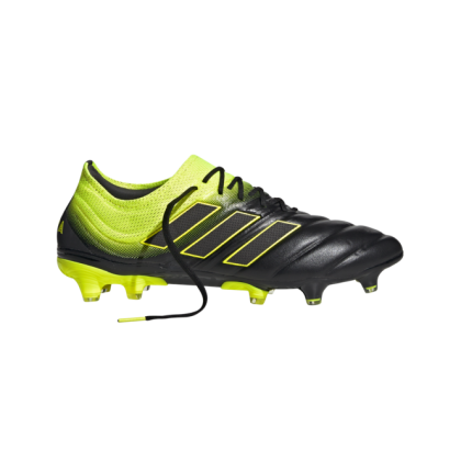 new arrival 7a8e4 2bbe7 Zoom Adidas Copa 19.1 FG Schwarz-Gelb