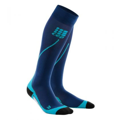 CEP Run Socks 2.0 Blau Damen