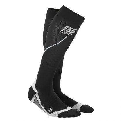 CEP Run Socks 2.0 Schwarz-Grau Herren