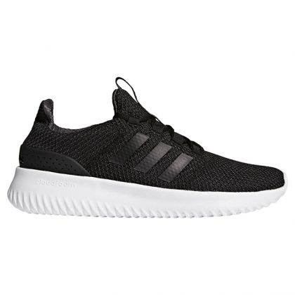 Adidas Cloudfoam Ultimate Black White