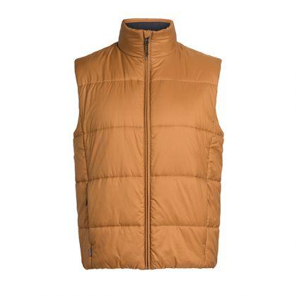 Icebreaker Collingwood Vest M braun