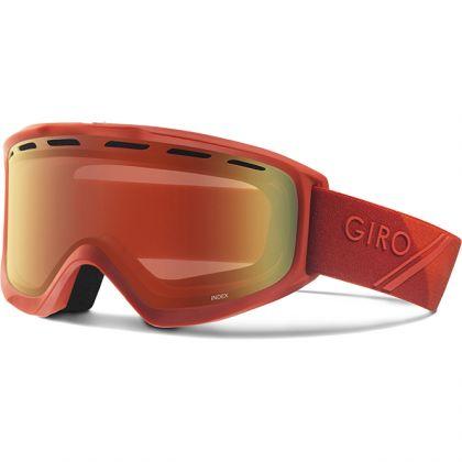 Giro Index Herren Brille Rot-Orange 2018