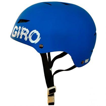 GIRO FLAK Skatehelm Matt Blau / B-Ware