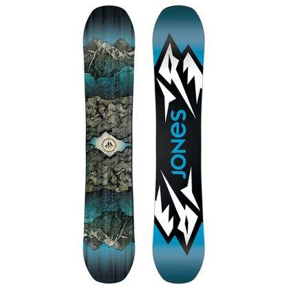 Jones Mountain Twin Snowboard 2019