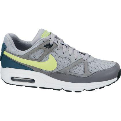 best sneakers 7e26a fbc15 Zoom Nike Air Max Span Grau-Grün