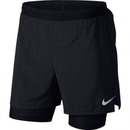 Nike Flex Stride 2in1 Herren Shorts Schwarz