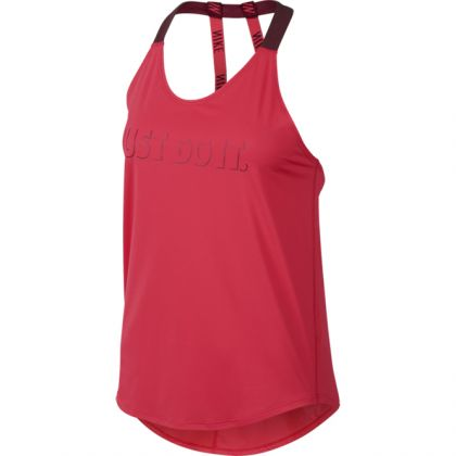 nike just do it damen tanktop pink trendssport