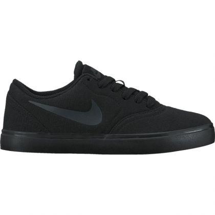 Nike SB Check Canvas GS Schwarz