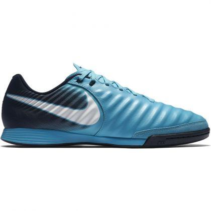 Nike TiempoX Ligera IV IC Ice-Blau