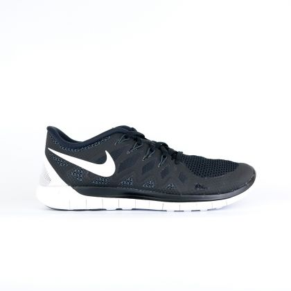 Nike Free 5.0 GS Kinderschuh Schwarz Weiss | Trends Sport