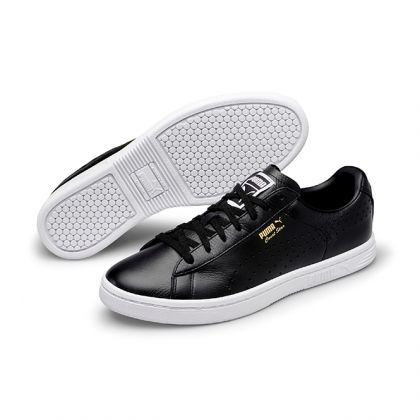 Puma Court Star NM Sneaker schwarz/gold