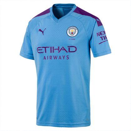 Manchester City Home Shirt Repicla 19/20