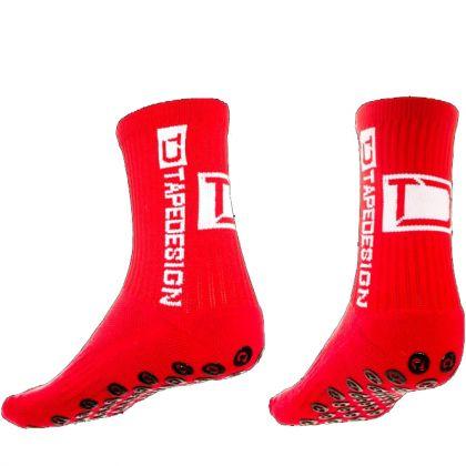 Tapedesign Socken Classic Rot