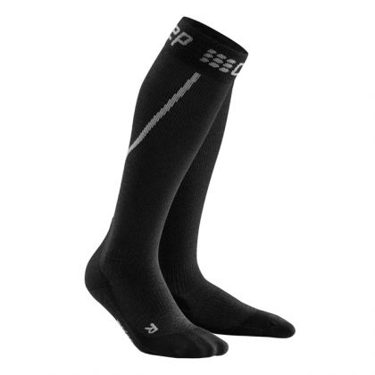CEP Herren Winter Run Compression Socks