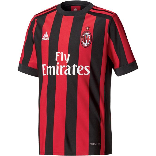 AC Mailand Kinder Heimtrikot 2017/2018