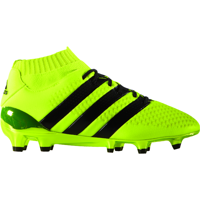 Adidas Ace 16.1 Primeknit J FG Gelb | Trends Sport