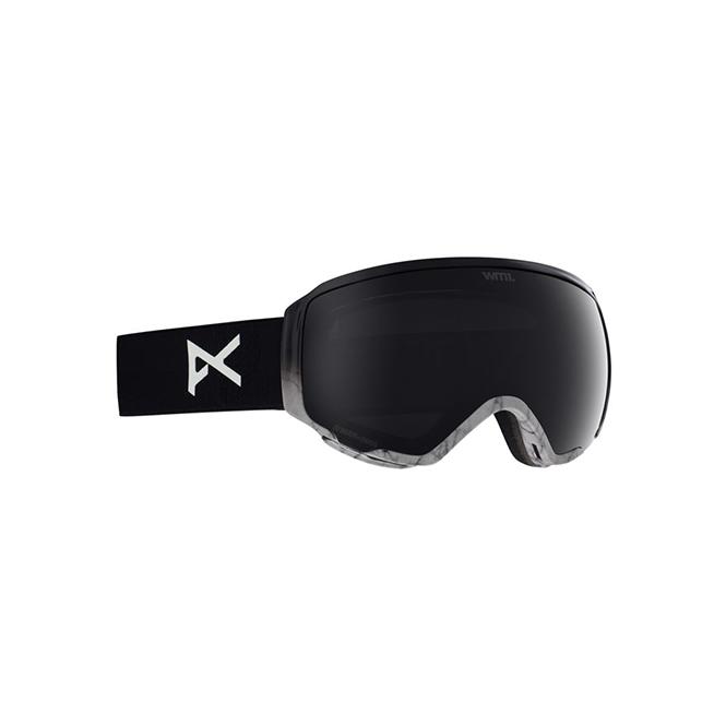 Anon WM1 Goggles für Damen + Ersatzbrillenglas + MFI-Gesichtsmaske