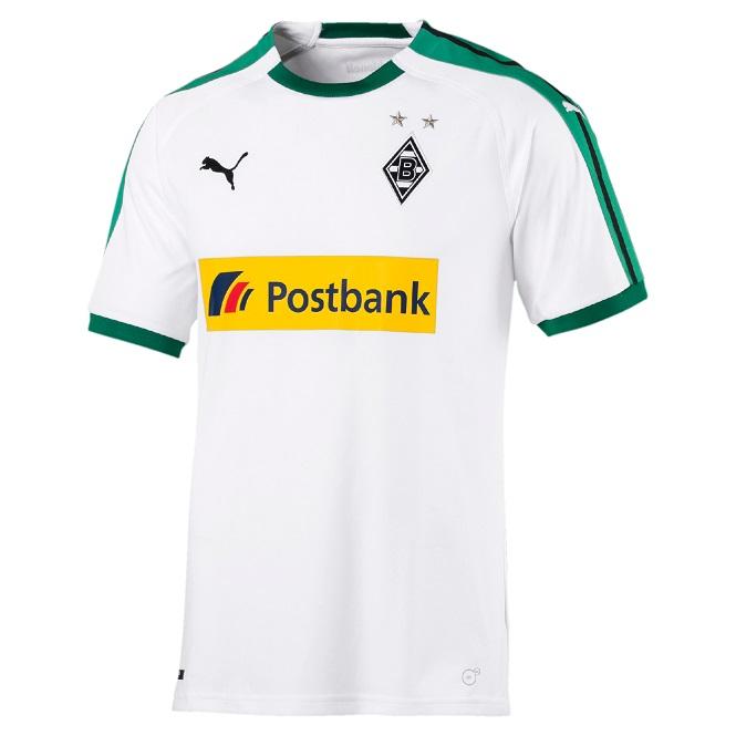 Borussia Mönchengladbach Heimtrikot 18/19