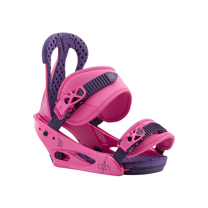 Burton Citizen Re:Flex™ Snowboardbindung Pink 2019